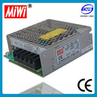 25w 24V 1.1A S series universal Switching Power Supply,electronics, led output switch