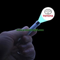 LED LOGO projector keyring
