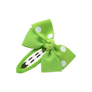 ribbon bow hair clip for baby girl