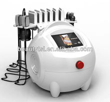 High Quality TSL portable rf cavitation laser ultrasound equipment