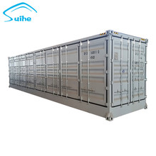 Customized Dry 40ft Metal Storage Shipping Container