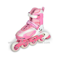 WME05800 2 in 1 special inline skates roller shoes,retractable roller skate shoes