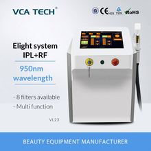 Ipl permanent skin rejuvenation use hair removal system machine at home