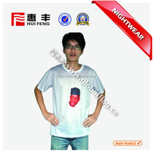gradient color polyester sublimation printed custom t shirt wholesale Eurpon Market tee shirt