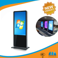 42 inch 46 inch 55 inch full hd advertising digital signage totem led