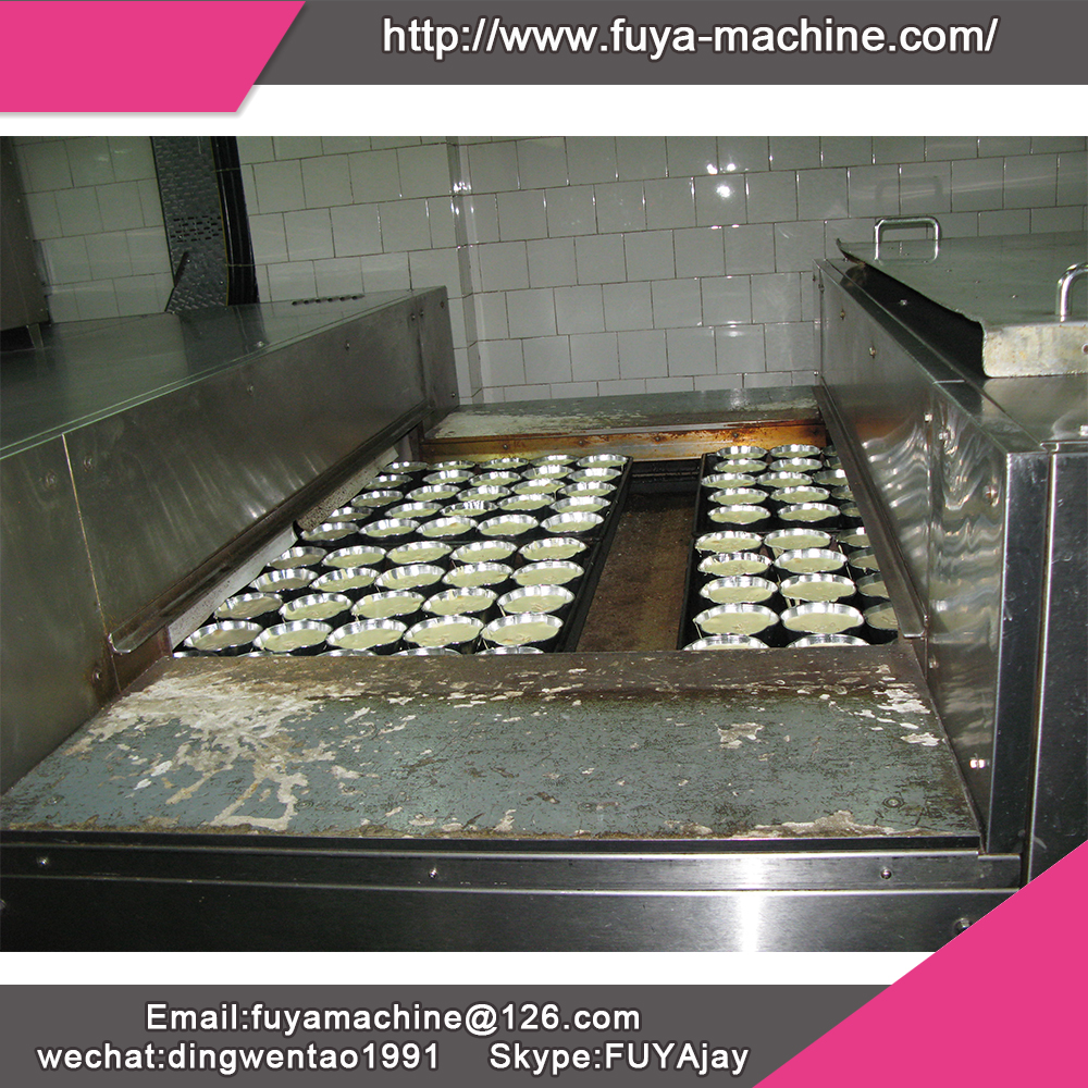 Cooking Machine Commercial Multifunction Tunnel Oven For Bakery
