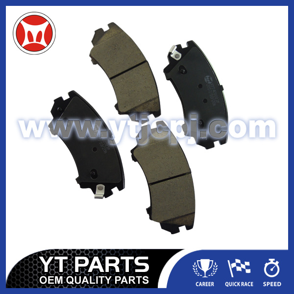 Top Quality Ceramic Brake Pad Car Brake Pad Asbestos Free For American Car