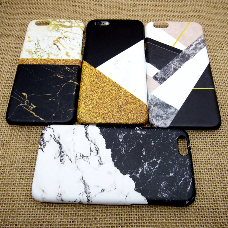 New arrival Marble Case for iphone 7 wholesales Real marble phone case for iPhone 6S case marble back cover