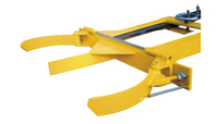 55 Gallon type DL hydraulic gripper forklift drum lifters