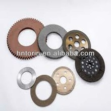 6Y7925 paper friction plate disc,clutch disc,clutch parts/oem assy from china supply SIZE 235.0*133.0*5.0