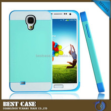 3 in 1 case for samsung galaxy s4, for samsung galaxy s4 pc tpu hybrid cover