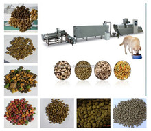 CE certificate organic pet food processing line