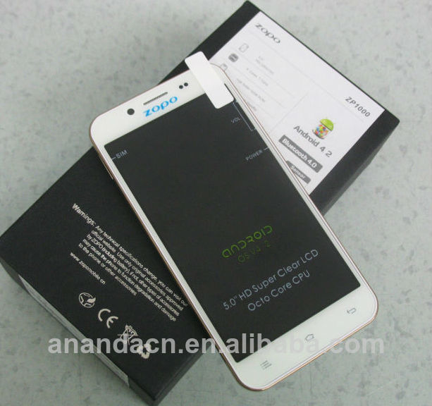 Hot zopo zp200 smart phone 4g c3