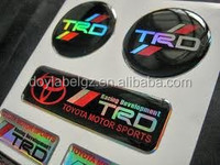 certificate cheap hologram stickers
