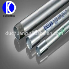 Hot Dipped Rigid Galvanized Electrical metal Conduit