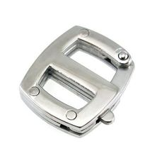 China Manufacturer Jewelry Accessories Stainless Steel Lobster Deployment Clasp