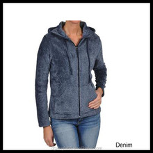 Woman Jacket Winter 2014 Fashion Hoodies Fleece Womans Hoody Jacket