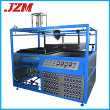 PP/PS/PET Plastic Fast Food Container Vacuum Forming Machine
