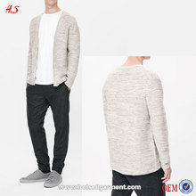 Top Demand Bulk Wholesale Clothing Hot Fashion Korean Sweater Open Front Mens Cardigan Sweater