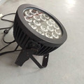 Outdoor Stage Light 18pcs*12W RGBW 4in1 IP65 LED Par Can