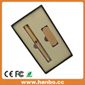 alibaba hot products usb drive and pen coporate gift set
