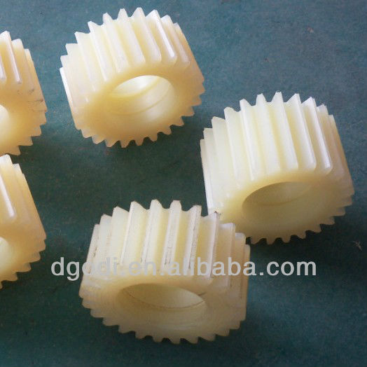 plastic gears for hobby, plastic tooth gear