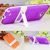 cell phone case for samsung galaxy note 2 n7100 with kickstand