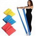 Resistance Bands Stretching Yoga Bands 7ft Perfect For Home and Outdoor Training Exercise
