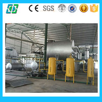 Industrail Waste Car Used Oil Recycling Machine To diesel