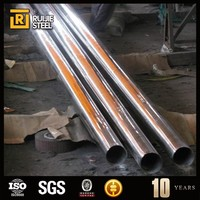 seamless 316 50mm diameter stainless steel pipe china polished 304 stainless steel pipe price