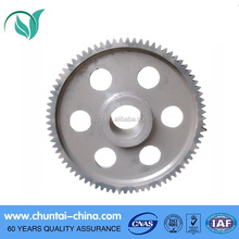 Wholesale high quality CNC machining parts flywheel ring gear
