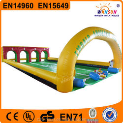 Commercial grade durable giant inflatable obstacle products for sale