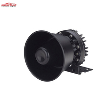 Wholesale 100w WaterProof PA System Car Alarm Siren speaker Police speaker horn for Fire Truck