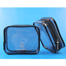 factory new style travel pvc waterproof toiletry bag cosmetic packing bag