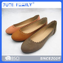China women custom made export shoes new middle-aged women