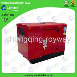 Alibaba Germany 2014 China New Innovative Product 10Kva Generator