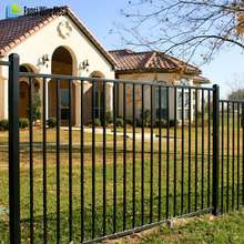 Modern Wrought Iron Fence Panels