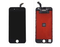 for iphone 6 screen replacement black LCD premium complete repair kit with tools, easy to be installed