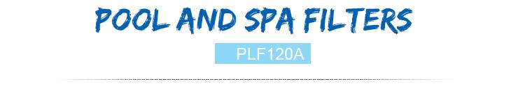 Quadrados de Substituição Filtro de Pregas Cartucho de Filtro De Piscina e Spa Filtro Compatível para PA120 CX1200RE FC1293