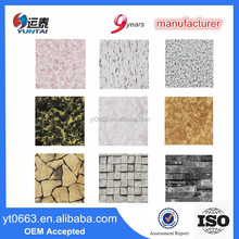 ACP Marble Granite Interior Decoration Sandwich Panel Aluminium Brick Wall Panels