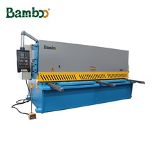 8mm Cutting thickness china cheap used billet shearing machine