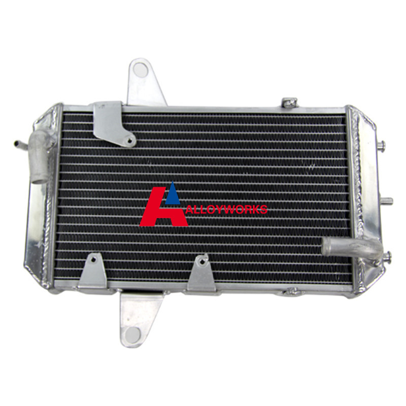 Motocross radiator aluminum radiator for Cam-Am DS450 2008
