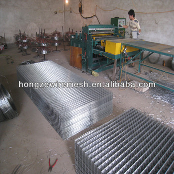 8x8 hot dipped galvanized welded wire mesh