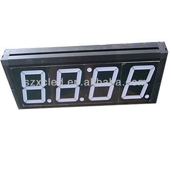 7 Segment LED nixie tube 8888 display