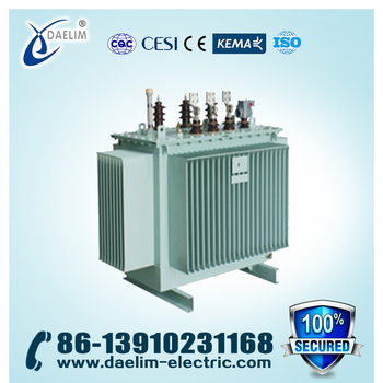 10kv 30kva Full-sealed Oil-immersed High Reliabitity Long Service Life NLTC Power Transformers