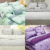 American made photo print bedding fitted set stock lot bed sheet