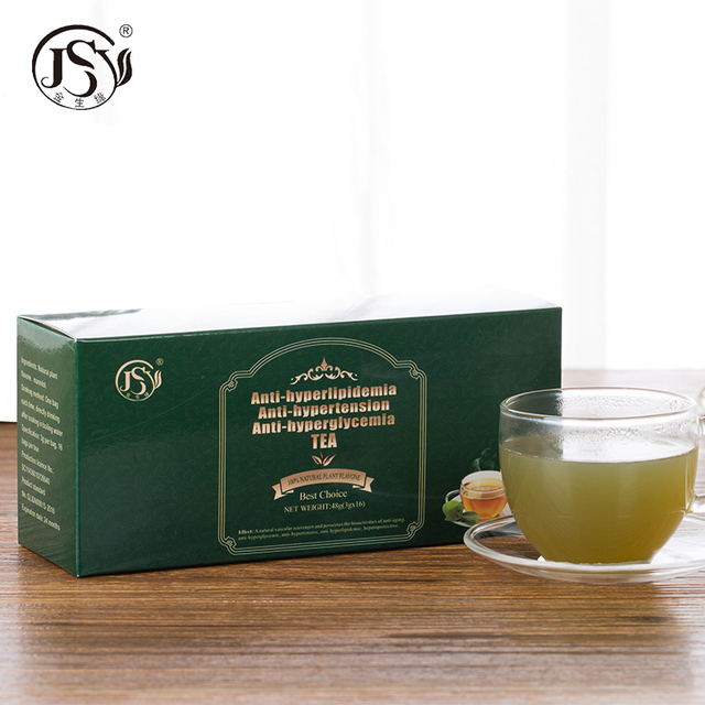 Chinese JSY boi green tea healthcare supplement liver protection