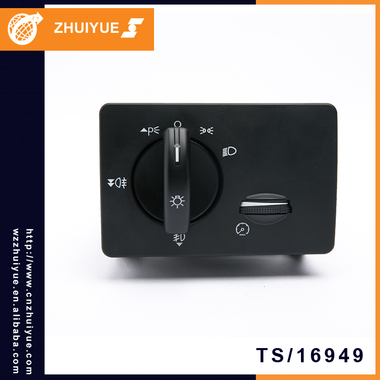 ZHUIYUE Products China 4S7T 13A024 DD Vehicle Headlight Switch For FORD MONDEO 01/07