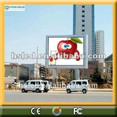 gsm gprs led display outdoor led matrix displays outdoor giant stadium led display