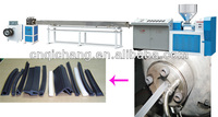 window gaskets and seals extrusion machine
